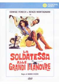 La Soldatessa Alle Grandi Manovre