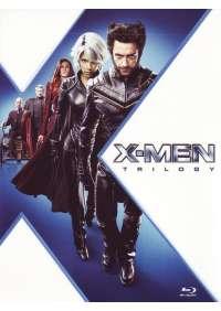 X-Men - Trilogy (3 Blu-Ray)