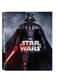 Star Wars - La Saga Completa (9 Blu-Ray)