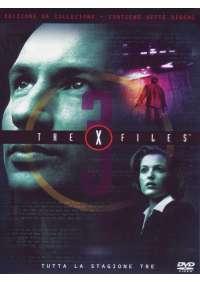 X Files - Stagione 03 (7 Dvd)
