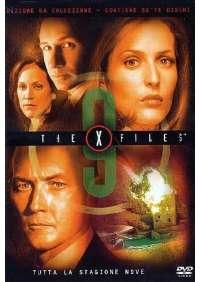 X Files - Stagione 09 (7 Dvd)