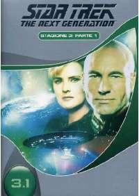 Star Trek Next Generation Stagione 03 #01 (3 Dvd)