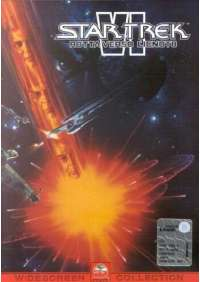 Star Trek 6 - Rotta Verso L'ignoto