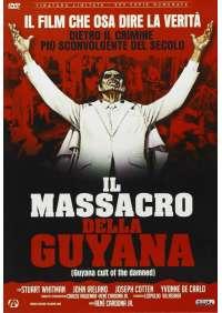 Massacro Della Guyana (Il) (Ed. Limitata E Numerata)