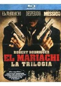 Desperado / El Mariachi / C'Era Una Volta In Messico (3 Blu-Ray)
