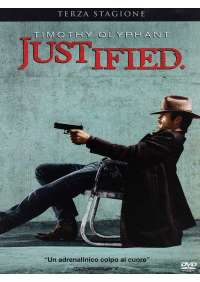 Justified - Stagione 03 (3 Dvd)