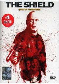 Shield (The) - Stagione 05 (4 Dvd)