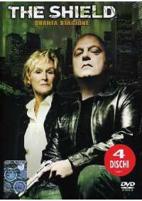 Shield (The) - Stagione 04 (4 Dvd)