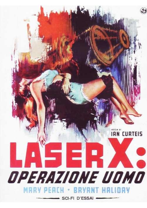 Laser X: Operazione Uomo