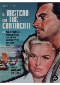 Mistero Dei Tre Continenti (Il) (2 Dvd)
