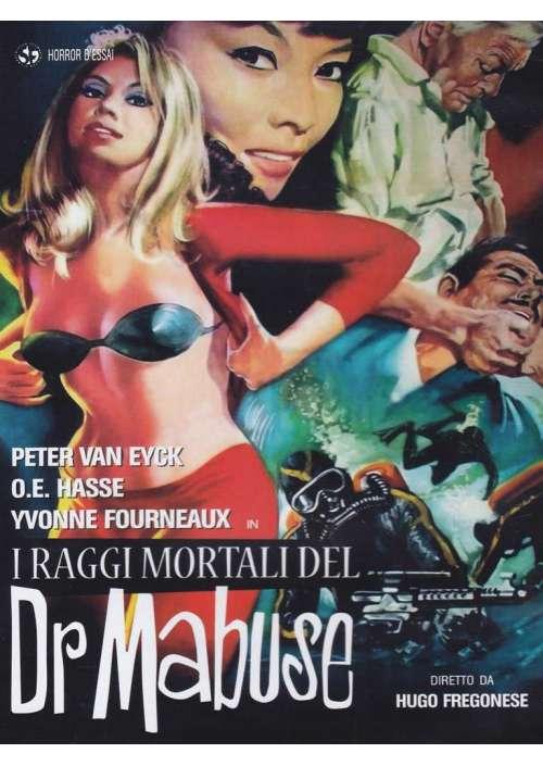 I Raggi Mortali Del Dr. Mabuse