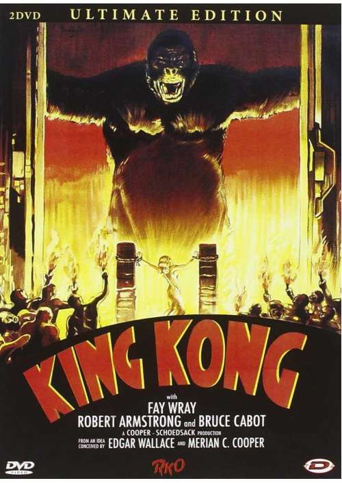 King Kong (1933) (Ultimate Edition) (2 Dvd)