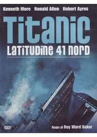 Titanic Latitudine 41 Nord