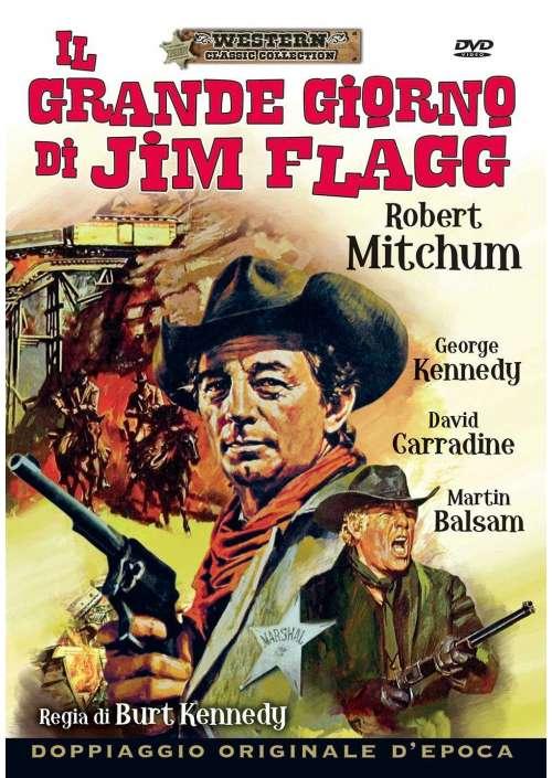 Il Grande Giorno Di Jim Flagg
