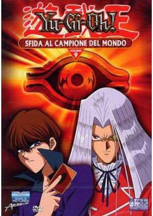 Yu-Gi-Oh! - Vol.9: Sfida Al Campione Del Mondo