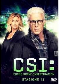 C.S.I. - Scena Del Crimine - Stagione 14 (6 Dvd)
