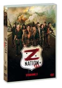 Z Nation - Stagione 02 (4 Dvd)