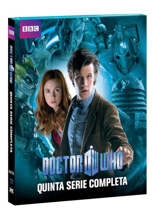 Doctor Who - Stagione 05 (New Edition) (4 Blu-Ray)