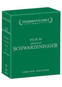 Arnold Schwarzenegger - Cofanetto Indimenticabili (5 Blu-Ray)