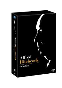 Alfred Hitchcock Collection (5 Dvd)