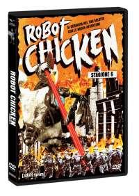 Robot Chicken - Stagione 06 (2 Dvd+Gadget)