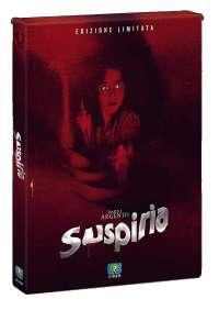 Blu-Ray+Dvd Suspiria (Digibook Edizione Limitata Numerata)
