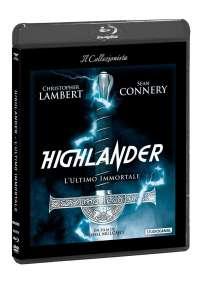 Dvd+Blu-Ray Highlander - L'Ultimo Immortale