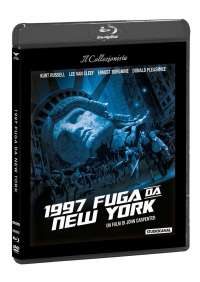 Dvd+Blu-Ray 1997: Fuga Da New York