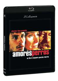 Blu-Ray+Dvd Amores Perros