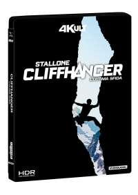 Cliffhanger - L'Ultima Sfida (Blu-Ray 4K+Blu-Ray)
