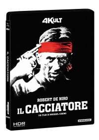 Cacciatore (Il) (Blu-Ray 4K+Blu-Ray)