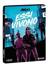 Essi Vivono (4Kult) (Blu-Ray 4K+Blu-Ray+Card Numerata)