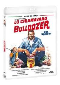 Blu-Ray+Dvd Lo Chiamavano Bulldozer
