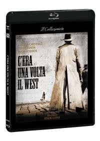 Blu-Ray+Dvd C'Era Una Volta Il West
