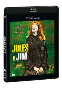 Blu-Ray+Dvd Jules E Jim