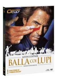 Blu-Ray+Dvd Balla Coi Lupi