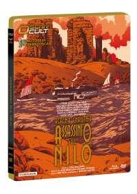 Blu-Ray+Dvd Assassinio Sul Nilo