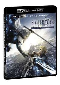 Final Fantasy VII: Advent Children (Blu-Ray 4K Uhd+Blu-Ray)