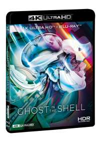 Ghost In The Shell (Blu-Ray 4K Uhd+ 2 Blu-Ray)