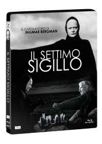 Blu-Ray+Dvd Settimo Sigillo (Il)