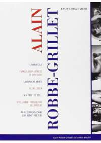 Alain Robbe-Grillet Cofanetto (8 Dvd)