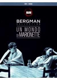 Dvd+E-Book Mondo Di Marionette (Un)