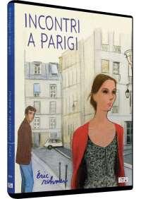 Incontri A Parigi (Eric Rohmer Collection)