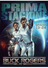 Buck Rogers - Stagione 01 #02 (Eps 13-24) (3 Dvd)
