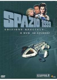Spazio 1999 - Stagione 02 #01 (SE) (4 Dvd)