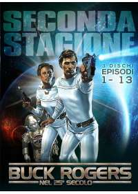 Buck Rogers - Stagione 02 #01 (Eps 01-13) (4 Blu-Ray)