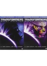 Transformers - Beast Machines - Complete Series (4 Dvd)