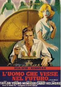 Uomo Che Visse Nel Futuro (L') - Special Edition (Restaurato In 4K)