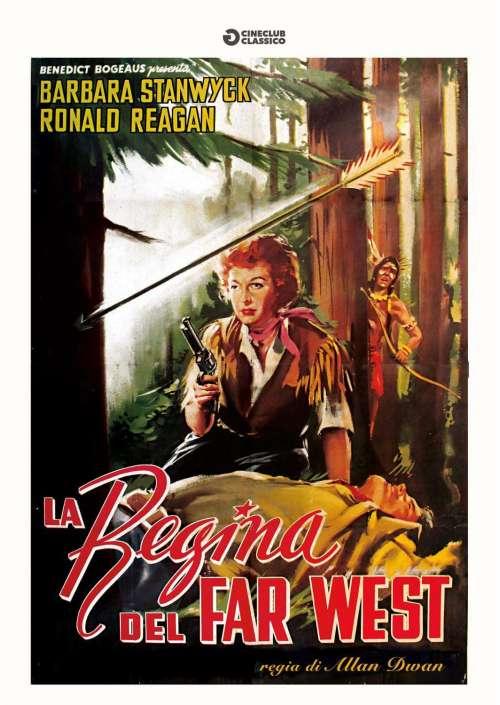 La Regina Del Far West