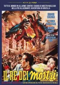 Dvd+Poster Re Dei Mostri (Il) (SE)